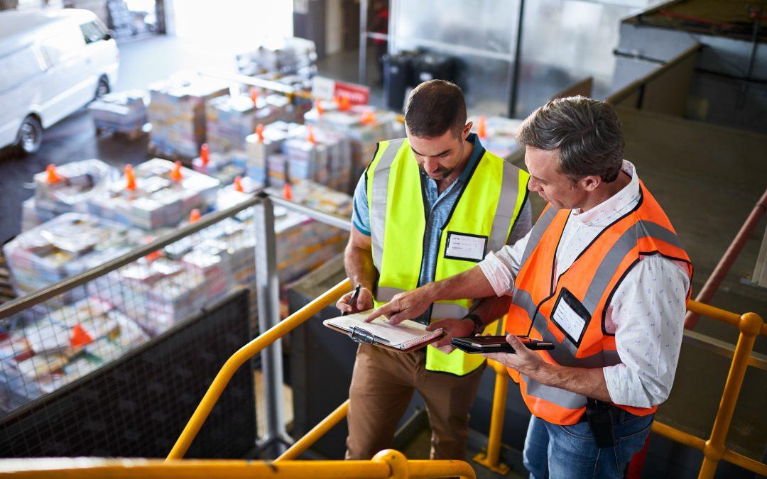 Helping to rebuild a distribution company